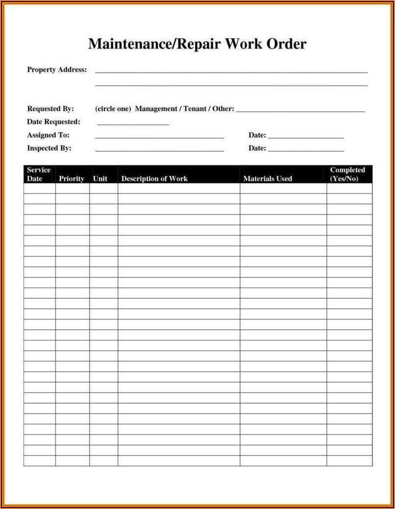 Invoice Format For Quickbooks