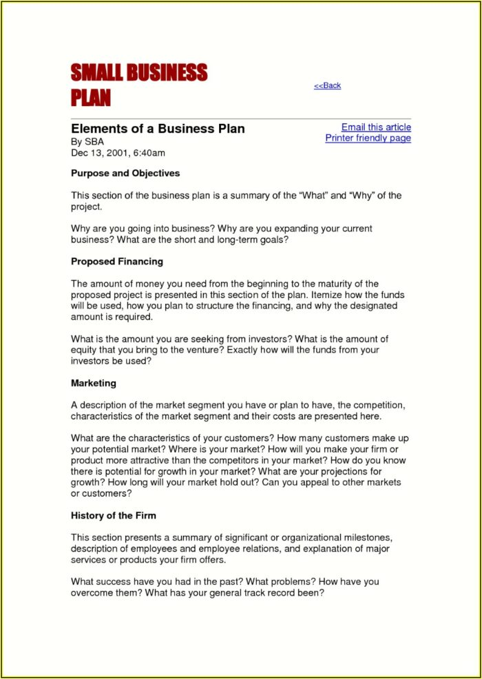 Staffing Business Proposal Template