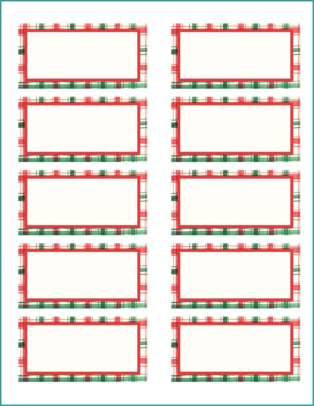 Staples Mailing Labels Template