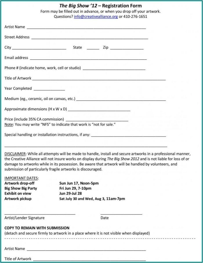 Free Online Loan Agreement Forms