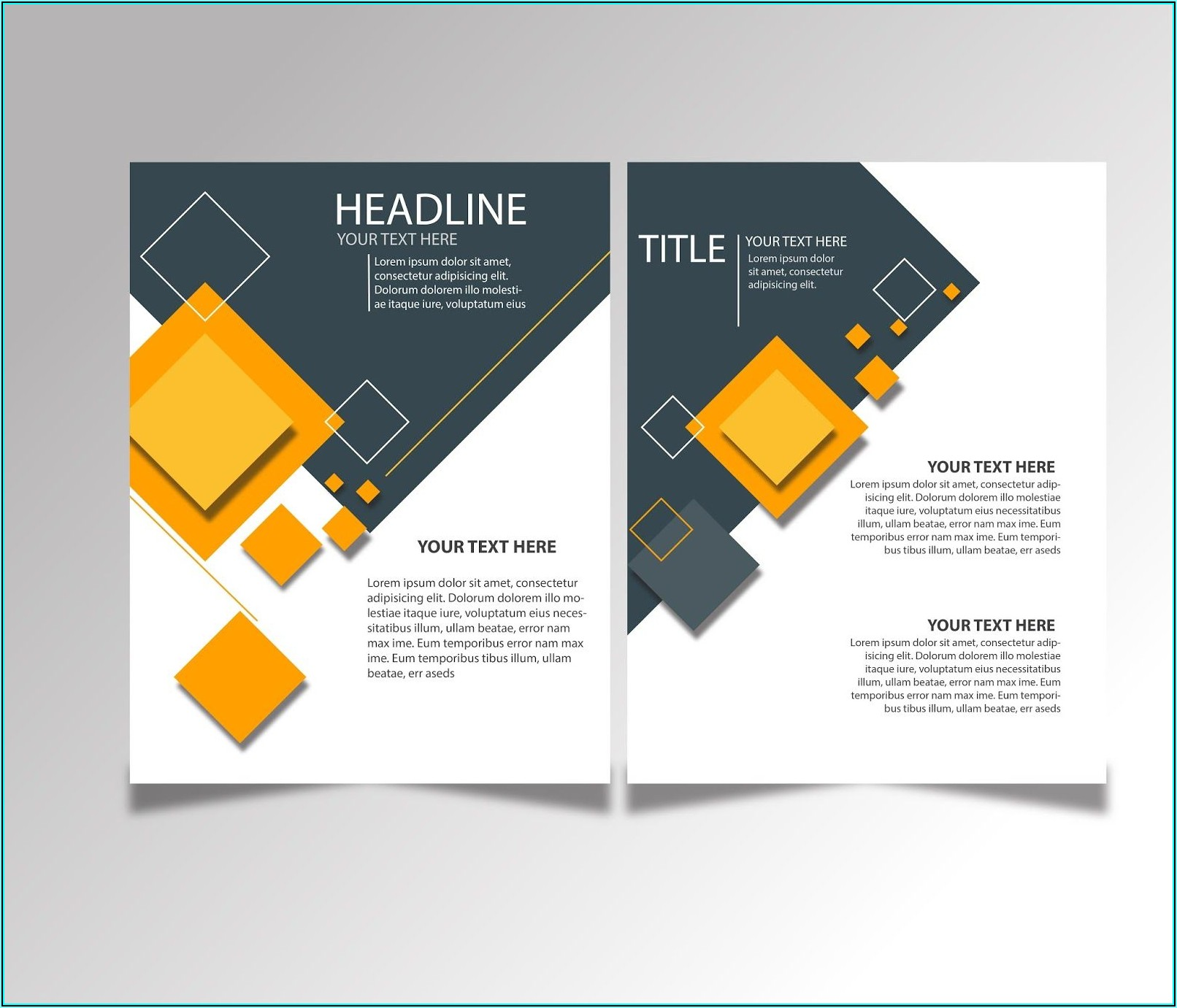 Hotel Brochure Design Templates Free Download