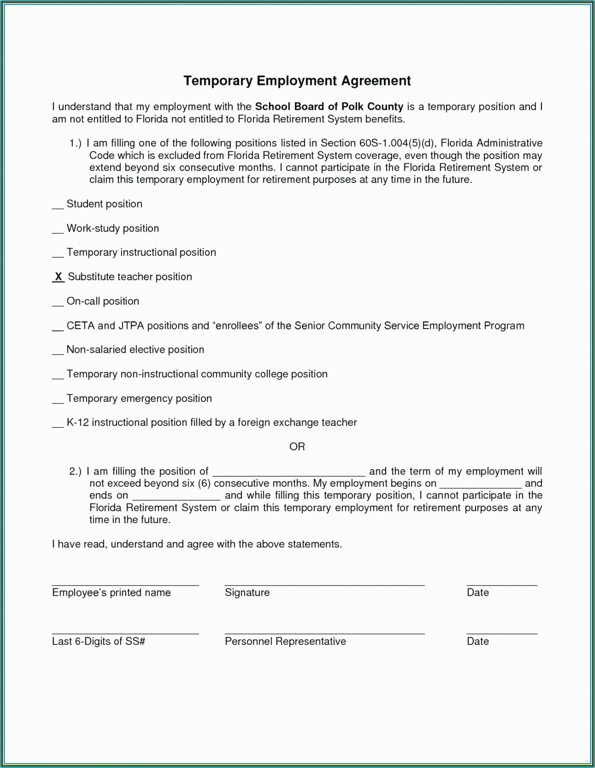 Lease Agreement Template South Africa