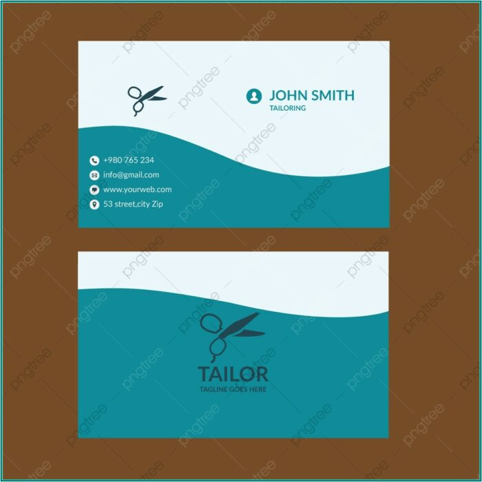 Tailoring Business Card Templates Free
