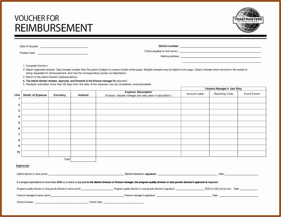 Vsp Reimbursement Form Pdf