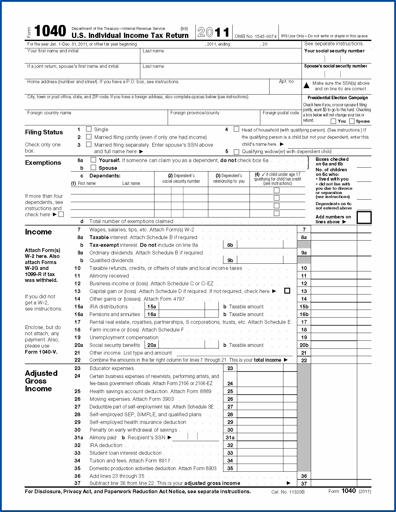 2014 Irs Tax Forms 1040 Schedule Se