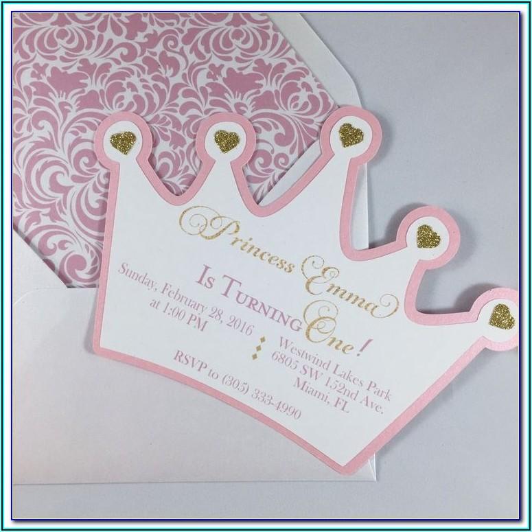 Free Printable Prince Crown Template