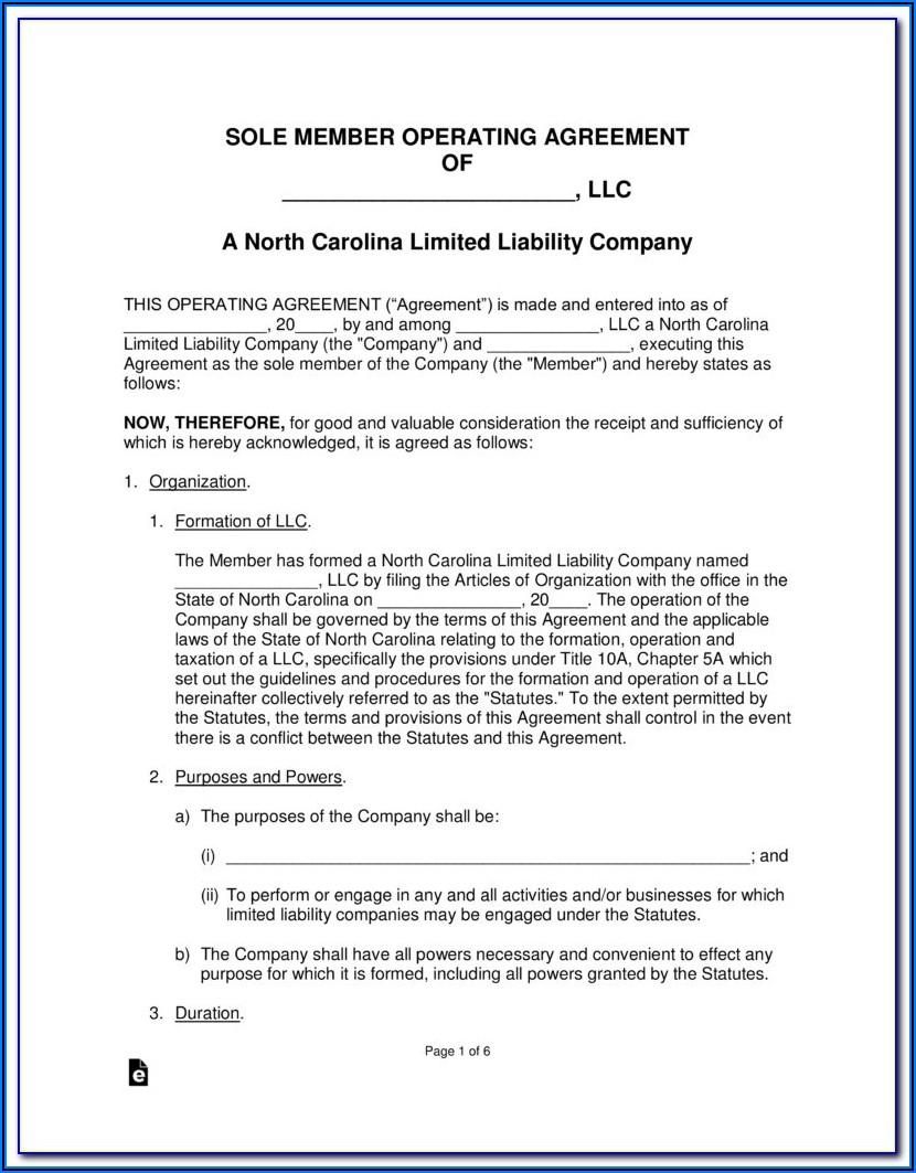 Nc Llc Tax Forms