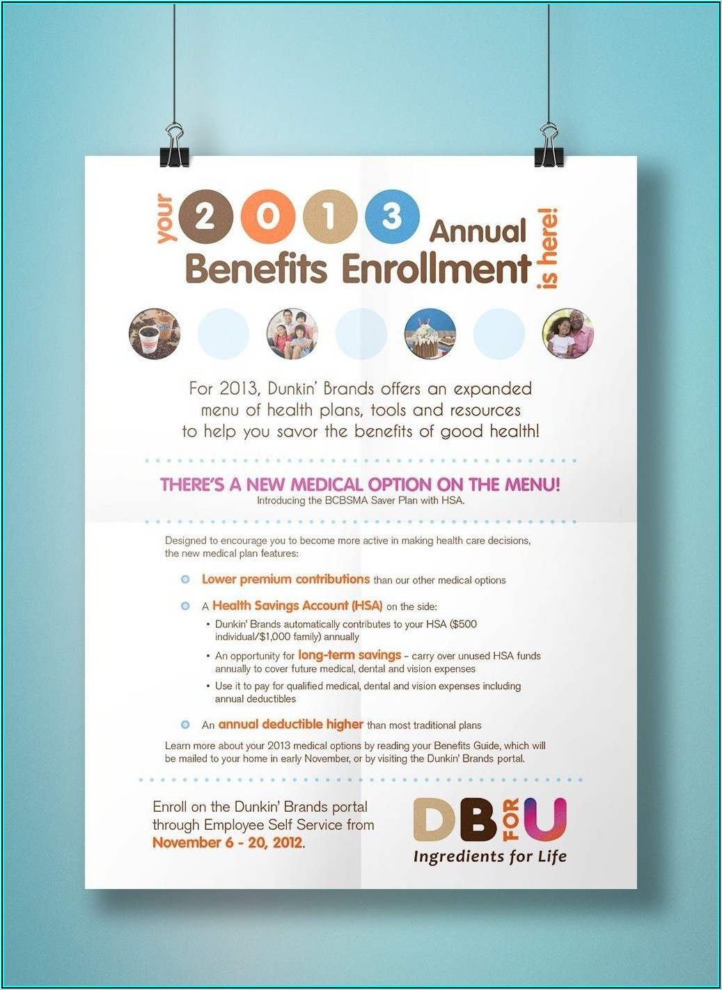 Open Enrollment Communication Templates