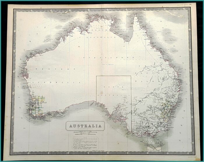 Antique Map Dealers Association