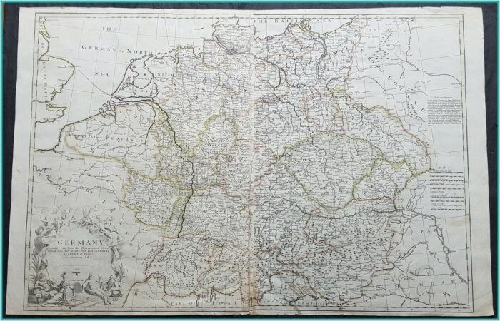 Antique Map Dealers London