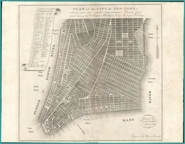 Antique Map Dealers New York City