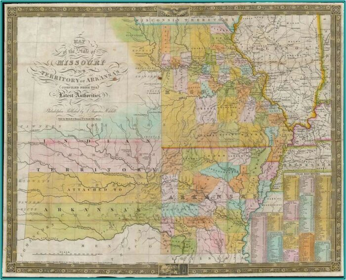 Antique Map Dealers Philadelphia