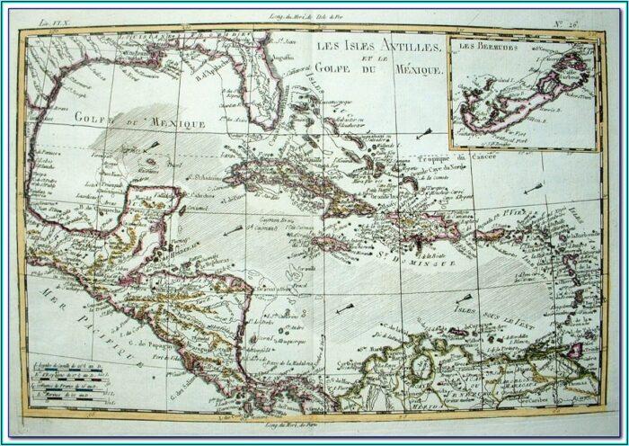 Antique Map Dealers Usa
