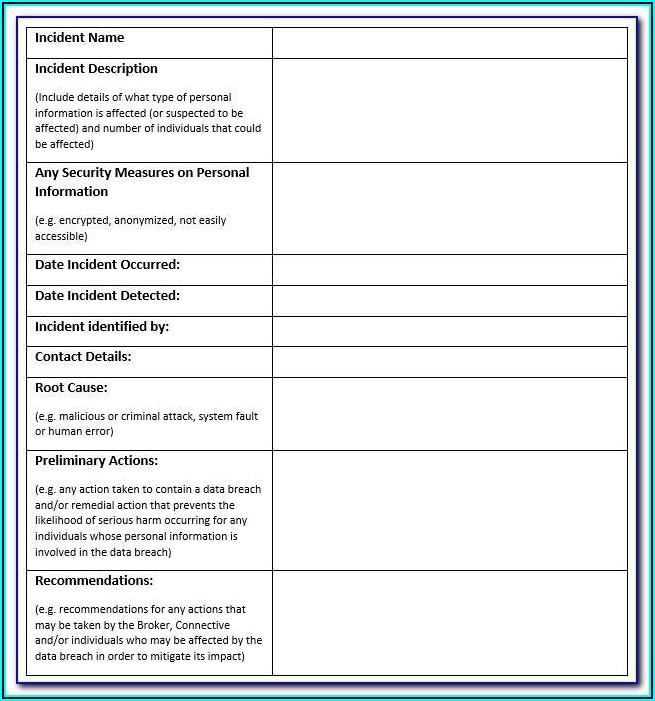 Emc Test Report Format