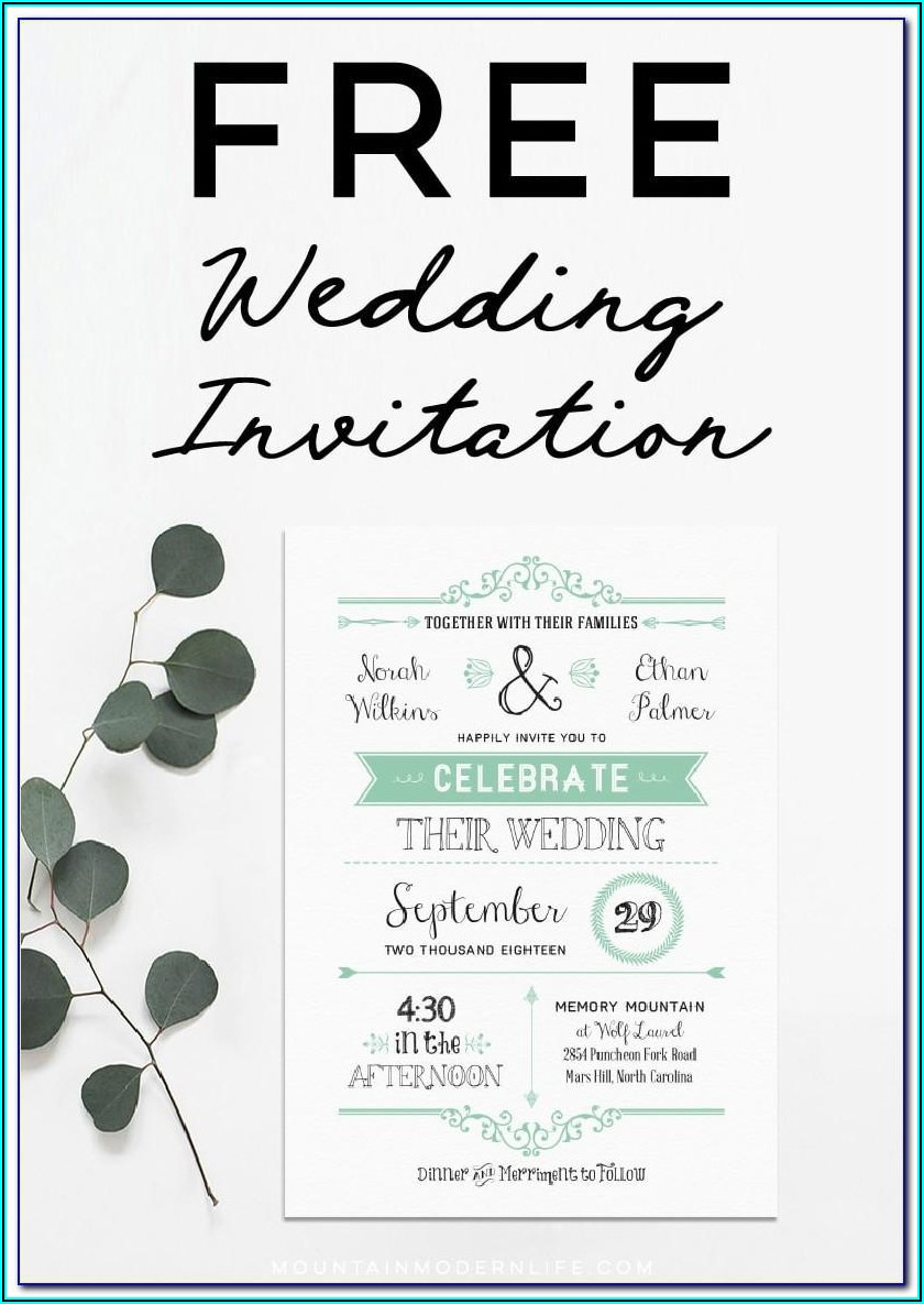 Engagement Invitation Video Template Free Download