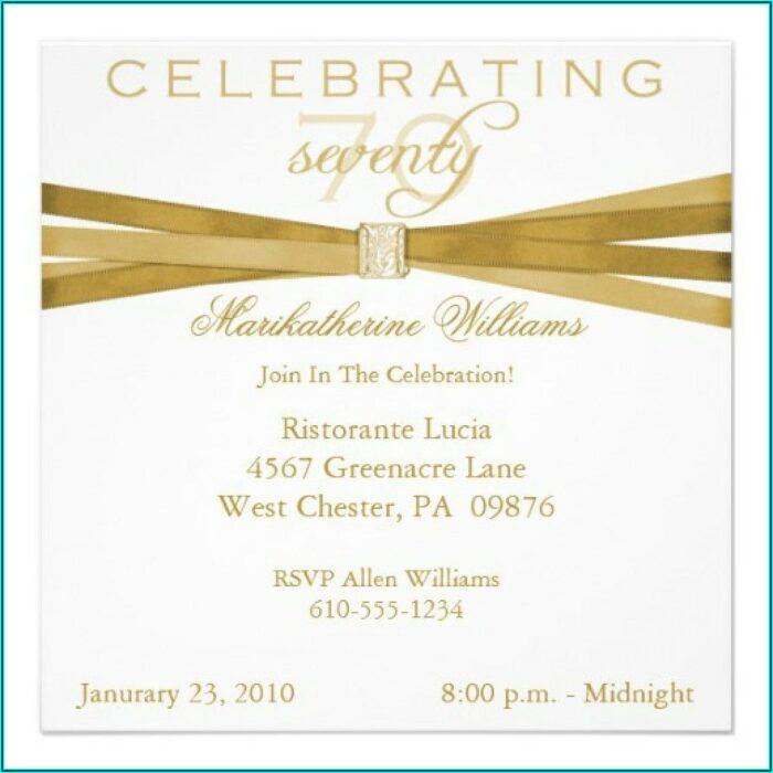Free Printable 60th Birthday Party Invitation Templates