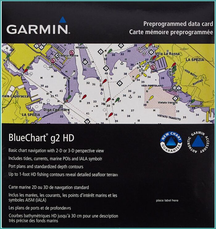 Garmin Marine Maps For Sale
