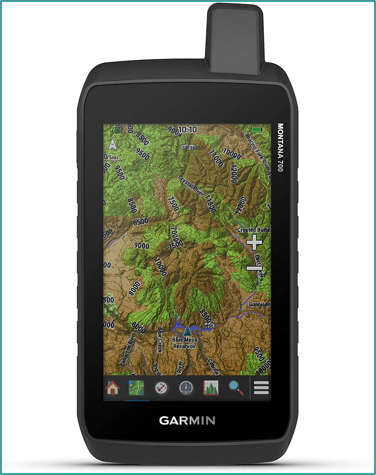 Garmin Montana 650t Snowmobile Maps
