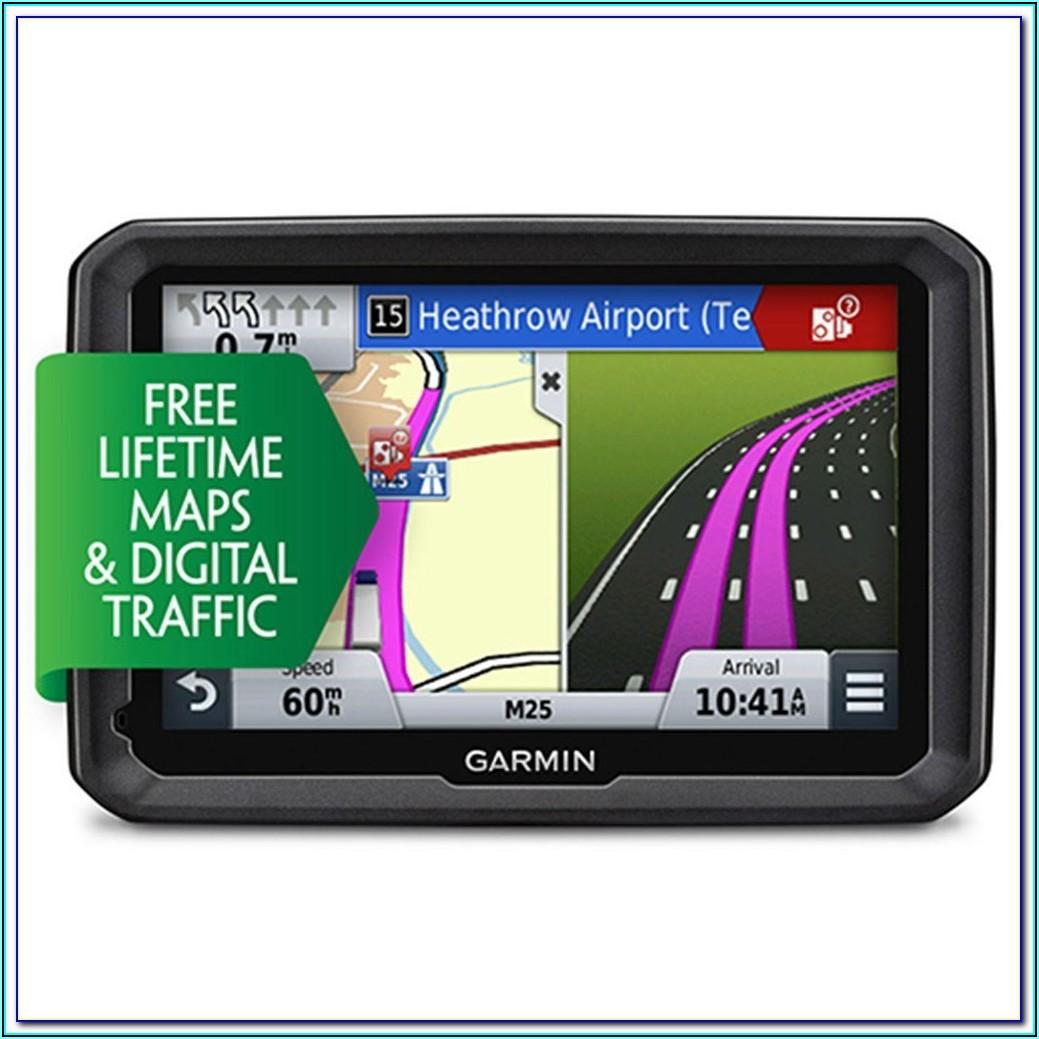Garmin Nuvi 1350 Truck Maps