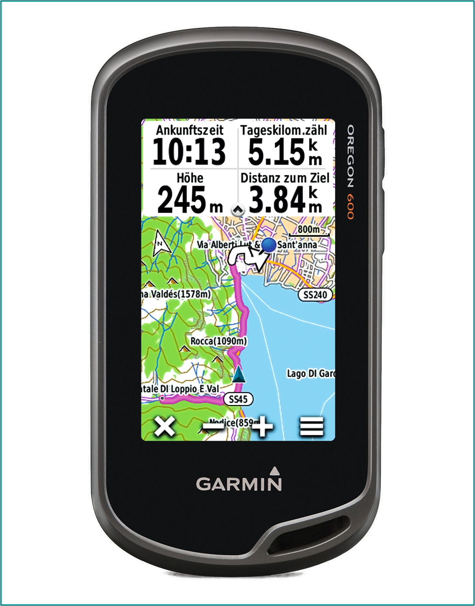 Garmin Oregon 600 Maps Download