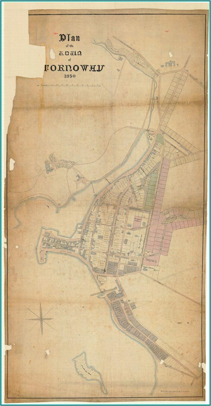 Historic Maps Scotland