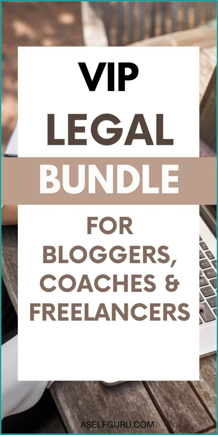 Legal Business Contracts Templates