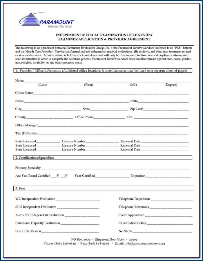 Medicare Prior Authorization Form For Prescriptions