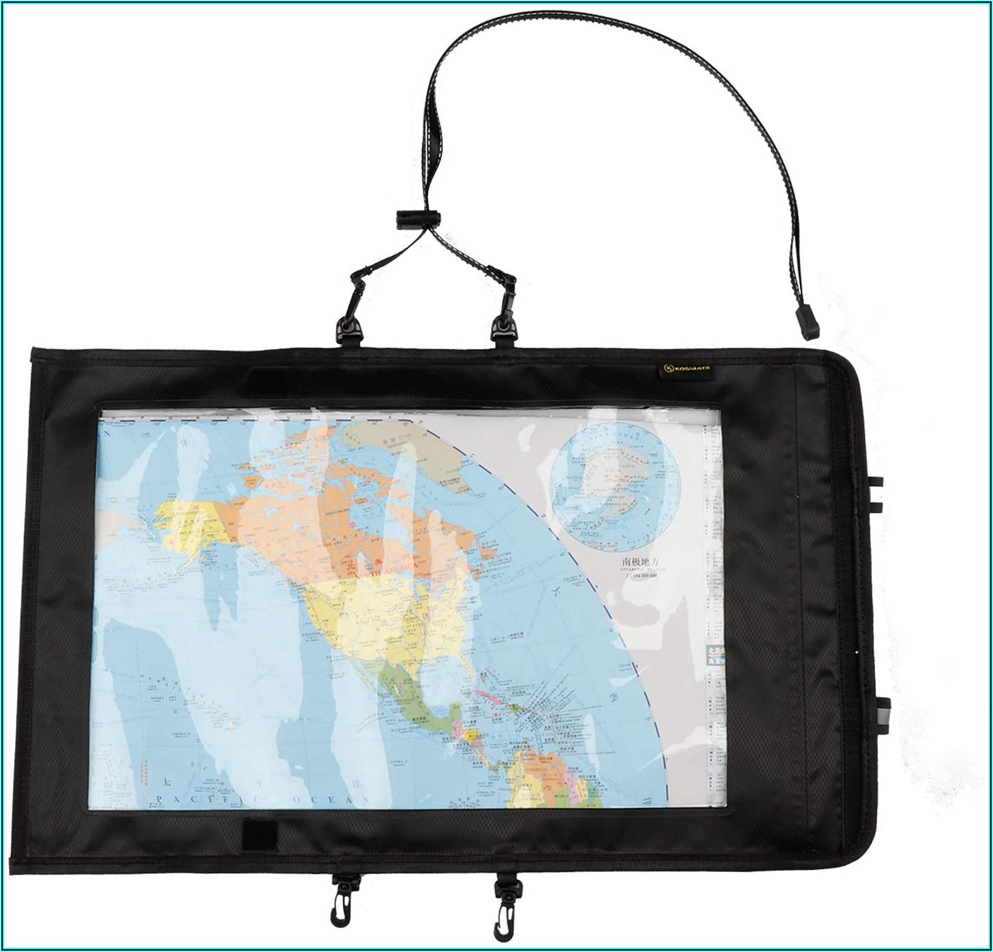 Military Map Case Waterproof