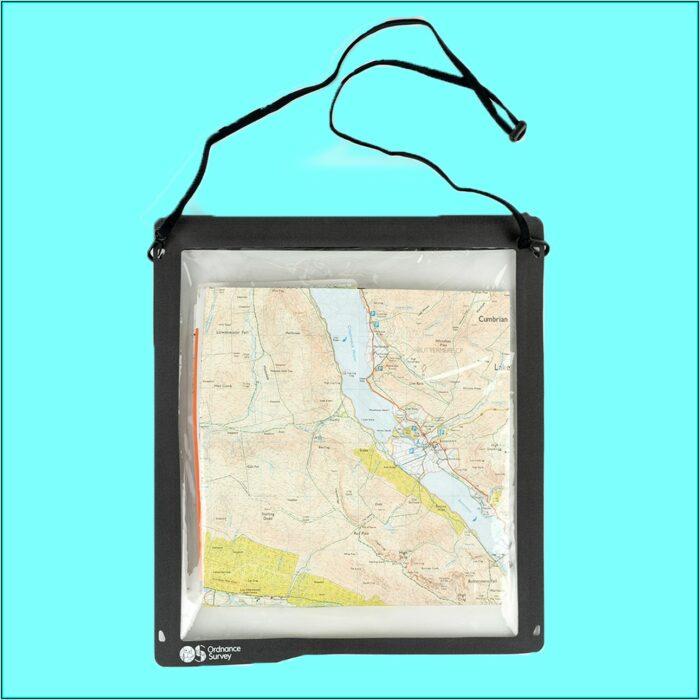 Os Map Case Waterproof
