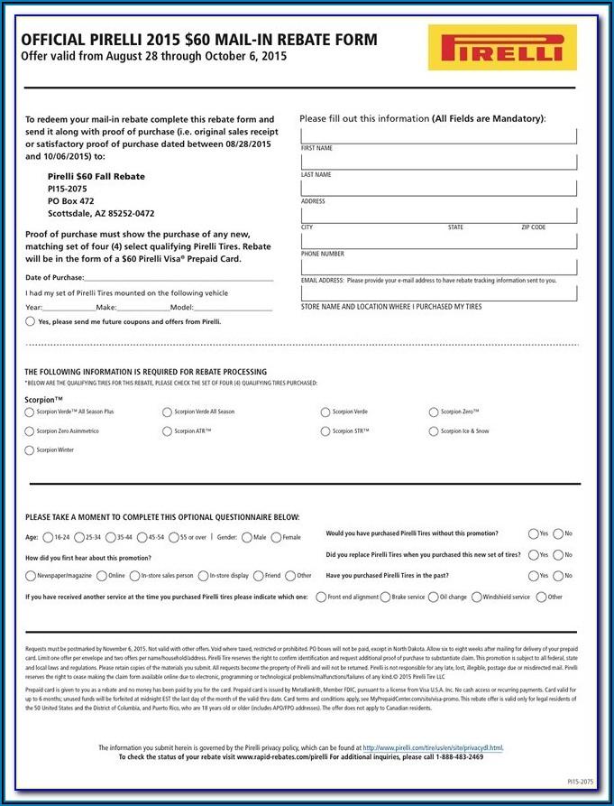 Philips Sonicare Rebate Form 2020