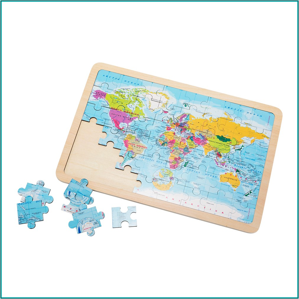 Purchase World Map Online