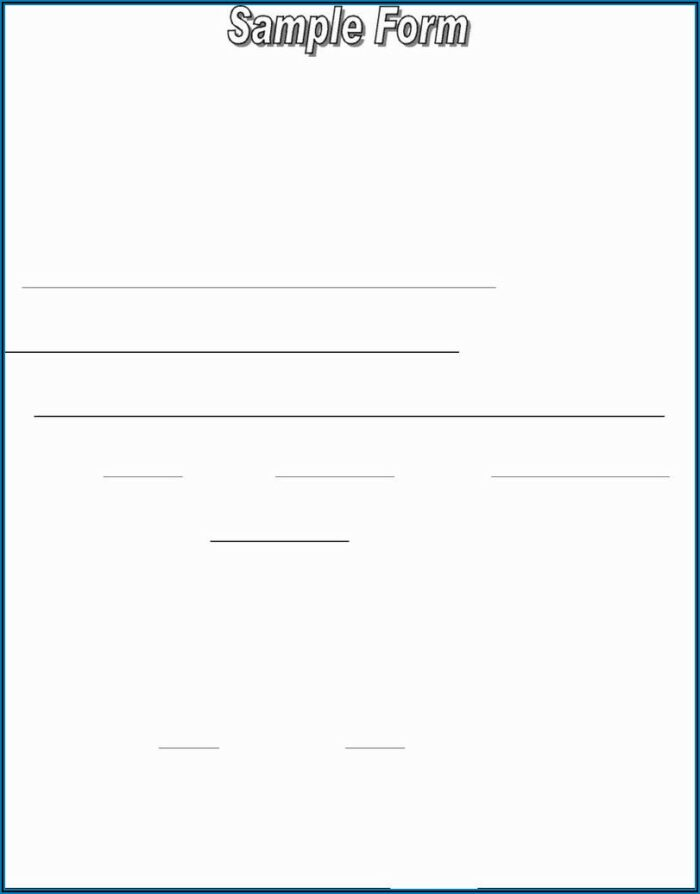 Texas Promissory Note Form Free