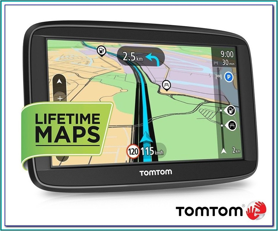 Tomtom Lifetime Maps Activation Code