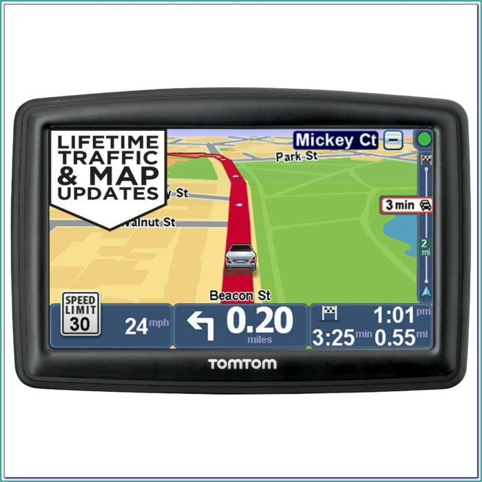 Tomtom Lifetime Maps Code