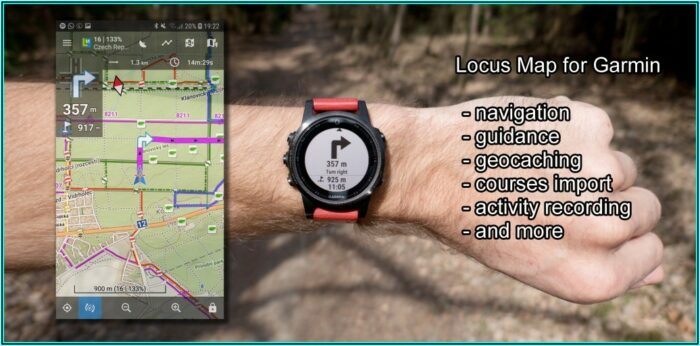 Topo Map For Garmin Epix