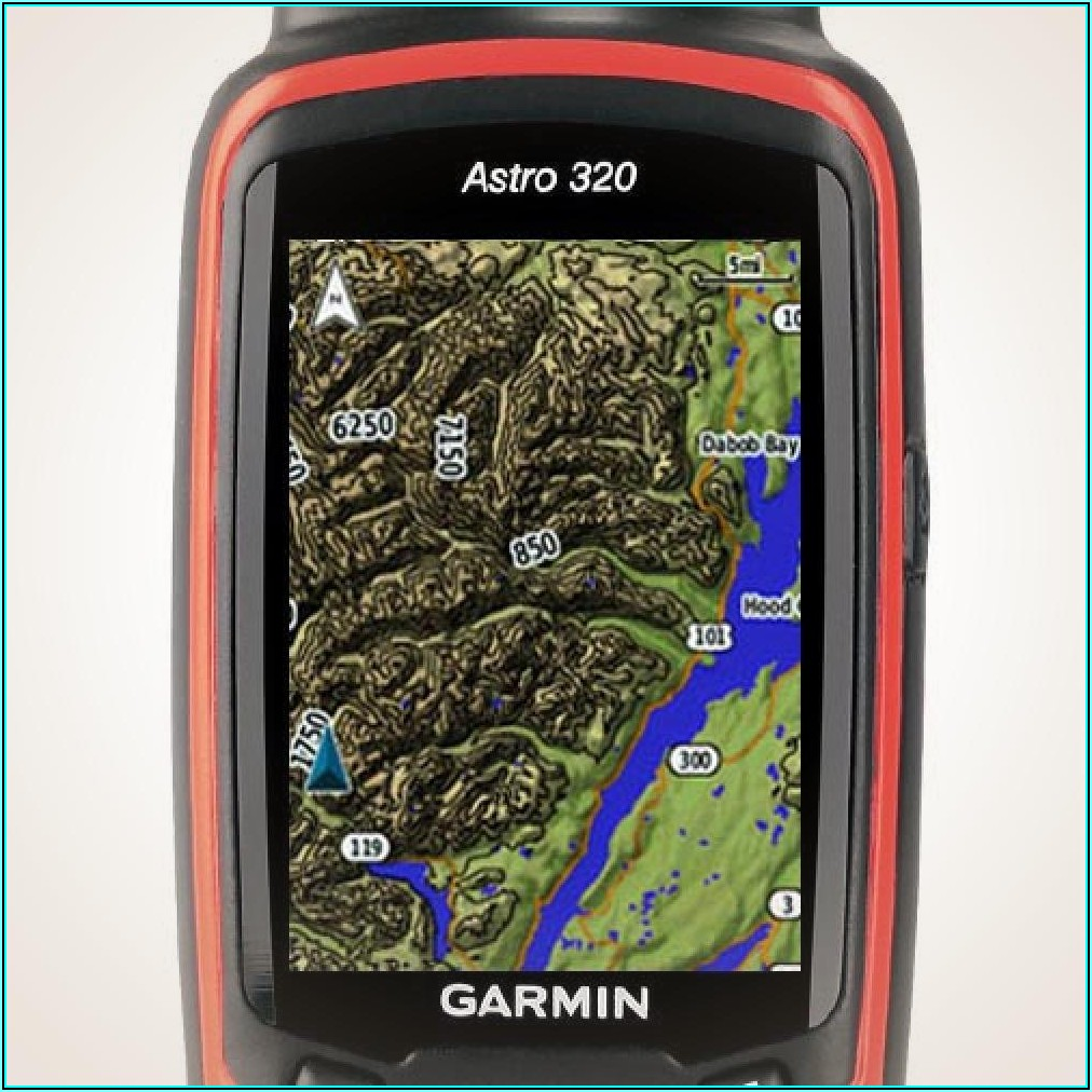 Topographic Map For Garmin Gps