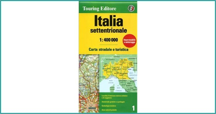 Touring Club Italiano Maps