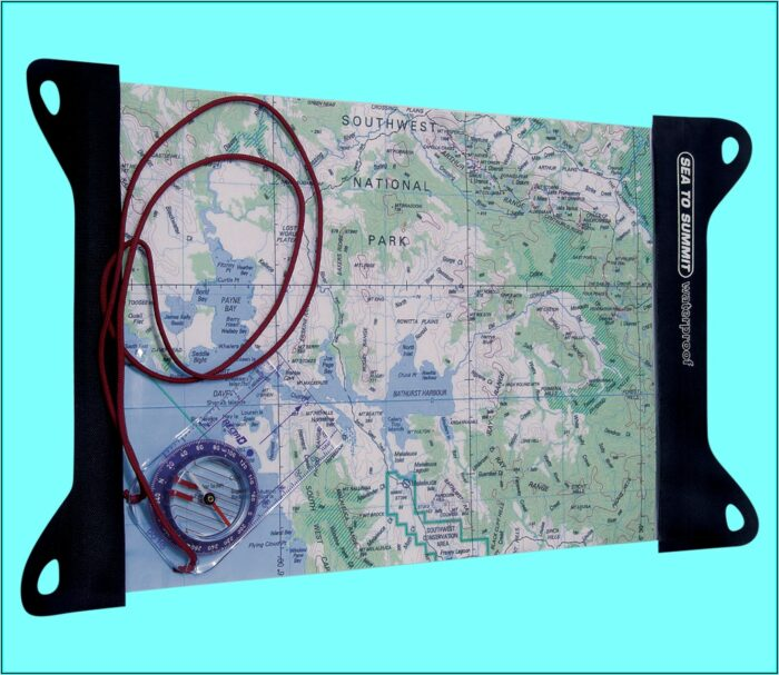 Waterproof Map Case Reviews