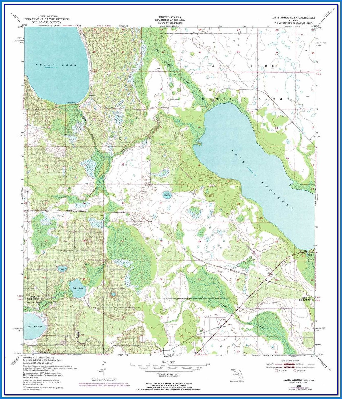 Aerial Maps Wisconsin