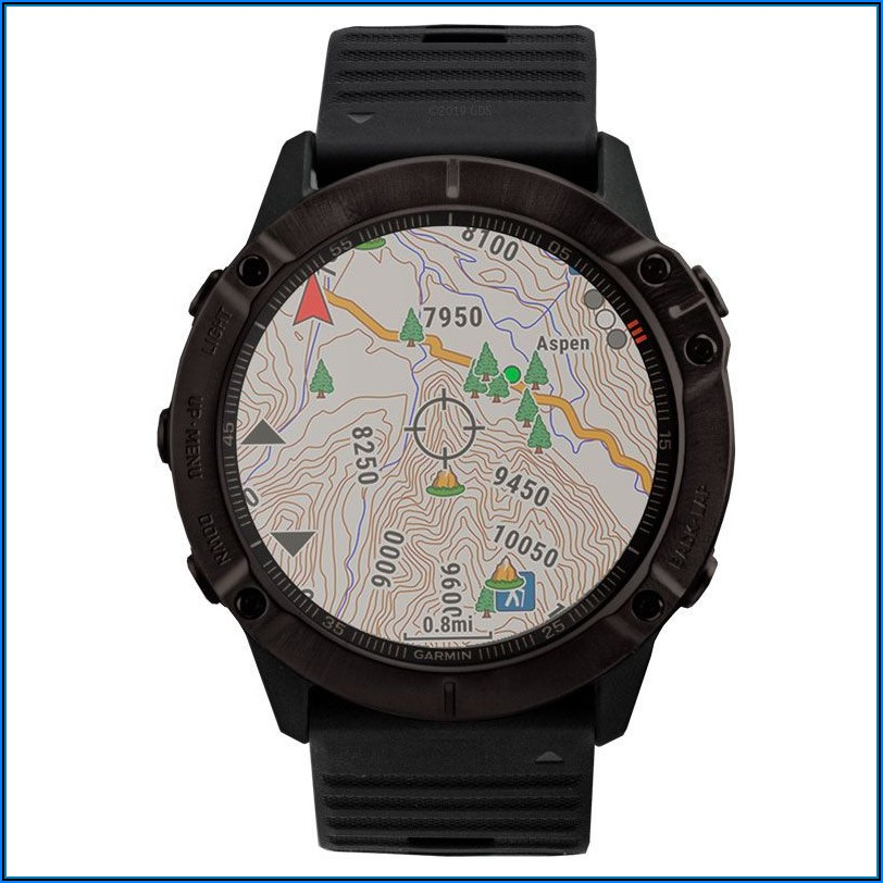 Best Topo Maps For Garmin Fenix 6
