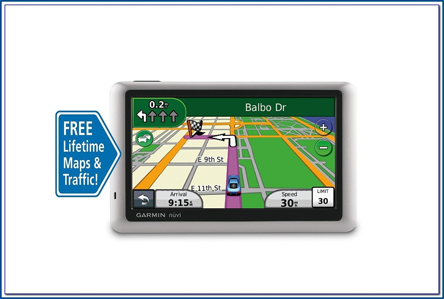Free Map Updates For Garmin Nuvi 1450