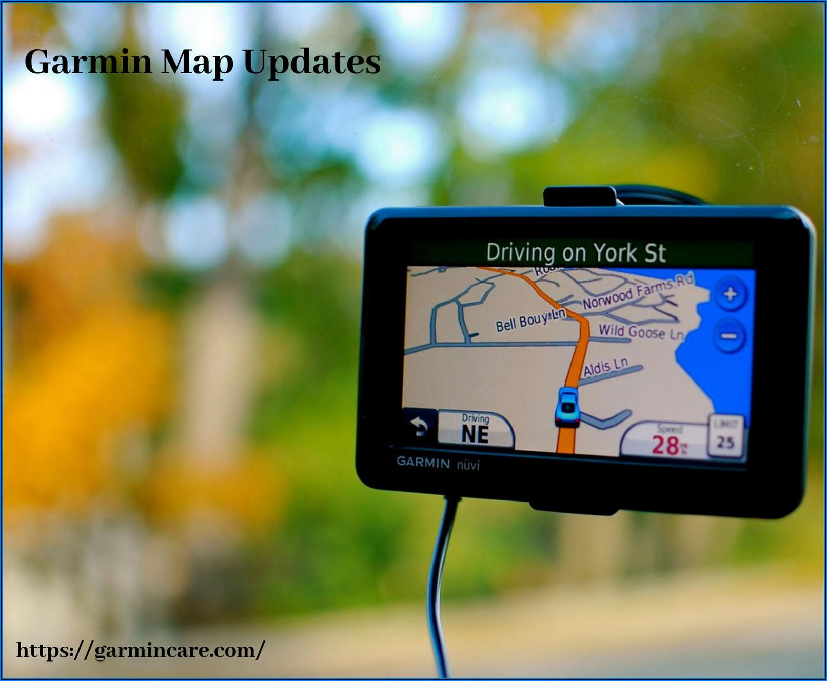 Garmin Maps Software