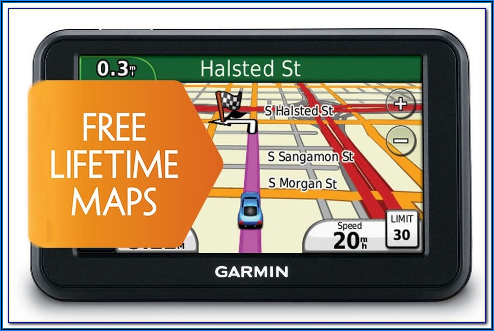 Garmin Nuvi 1450 Map Update
