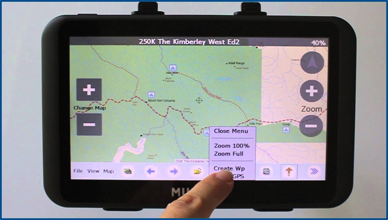 Garmin Off Road Maps Australia