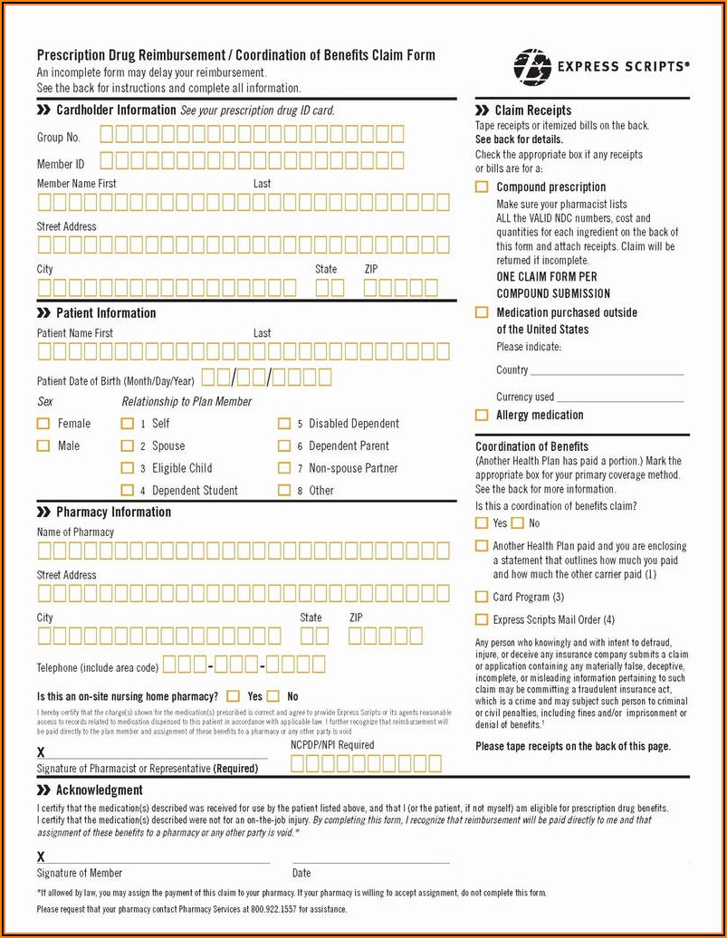 Humana Medicare Part D Medication Prior Authorization Form
