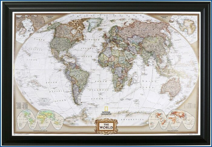 Pin Your Travels World Map App