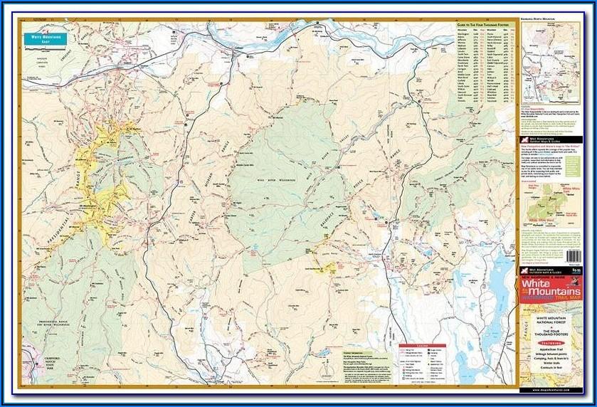 White Tank Mountains Topographic Map