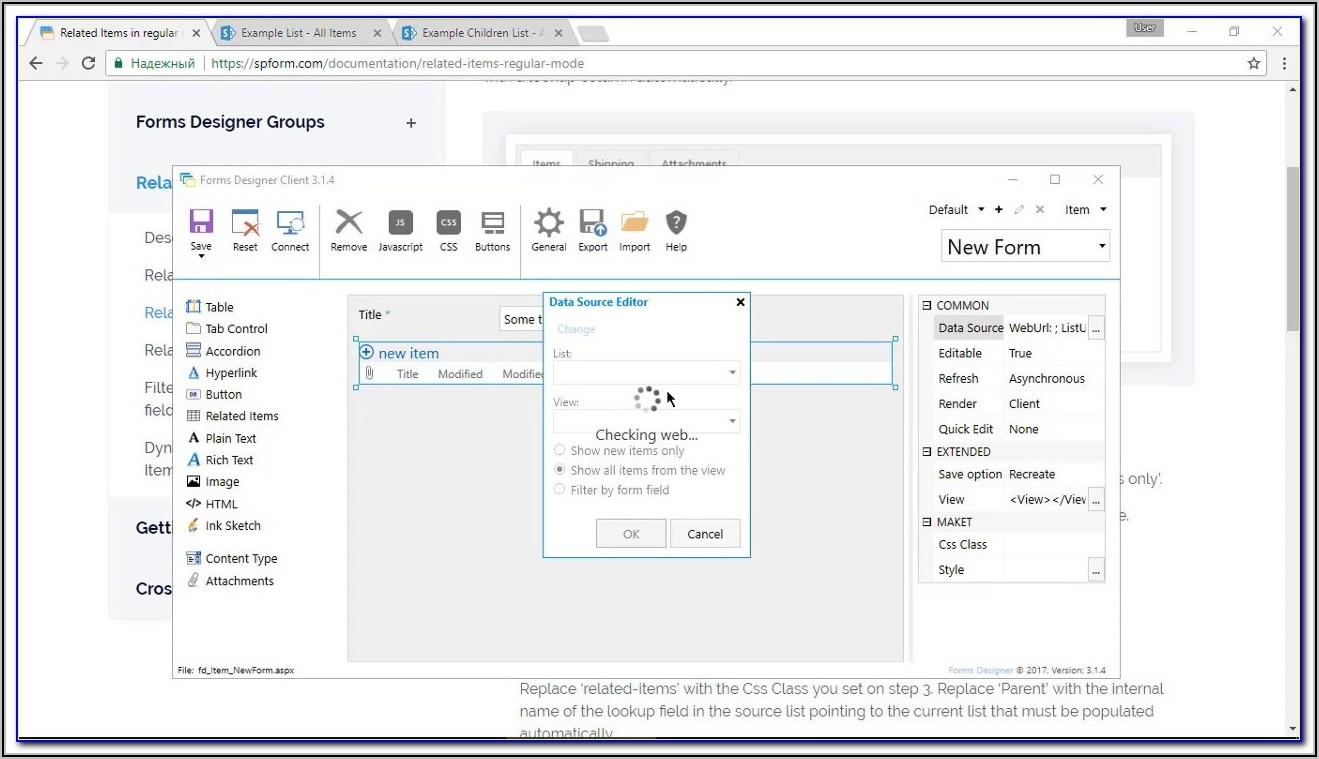 Alternative To Infopath Forms In Sharepoint 2016