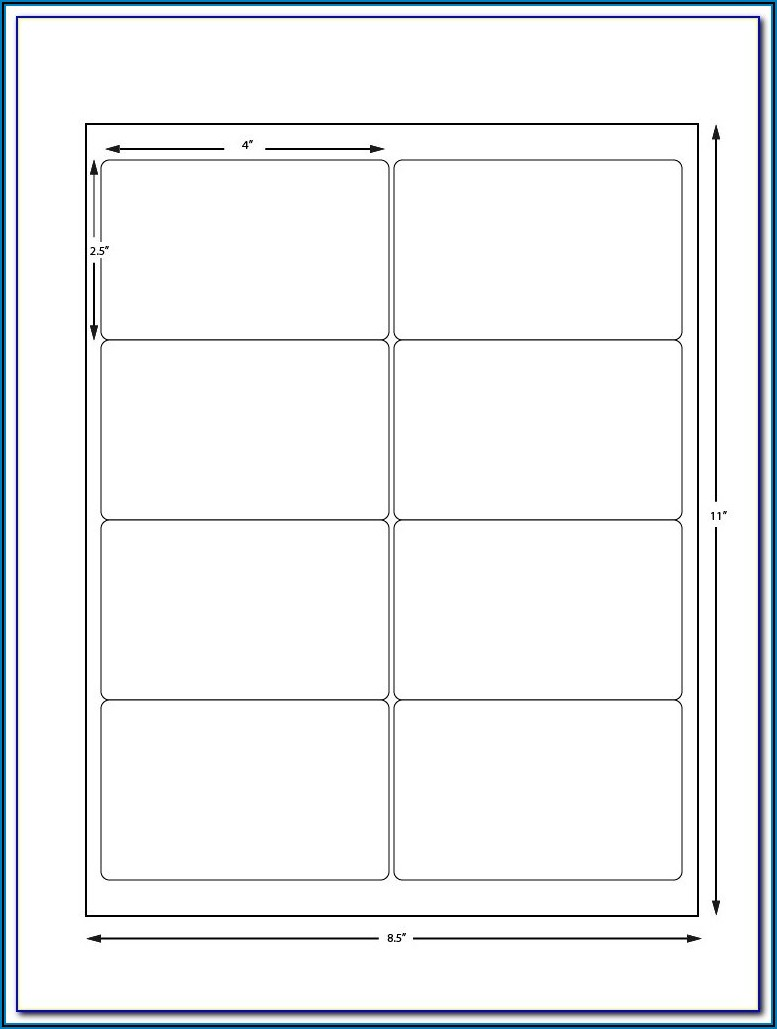 Avery Template For 30 Labels Per Sheet