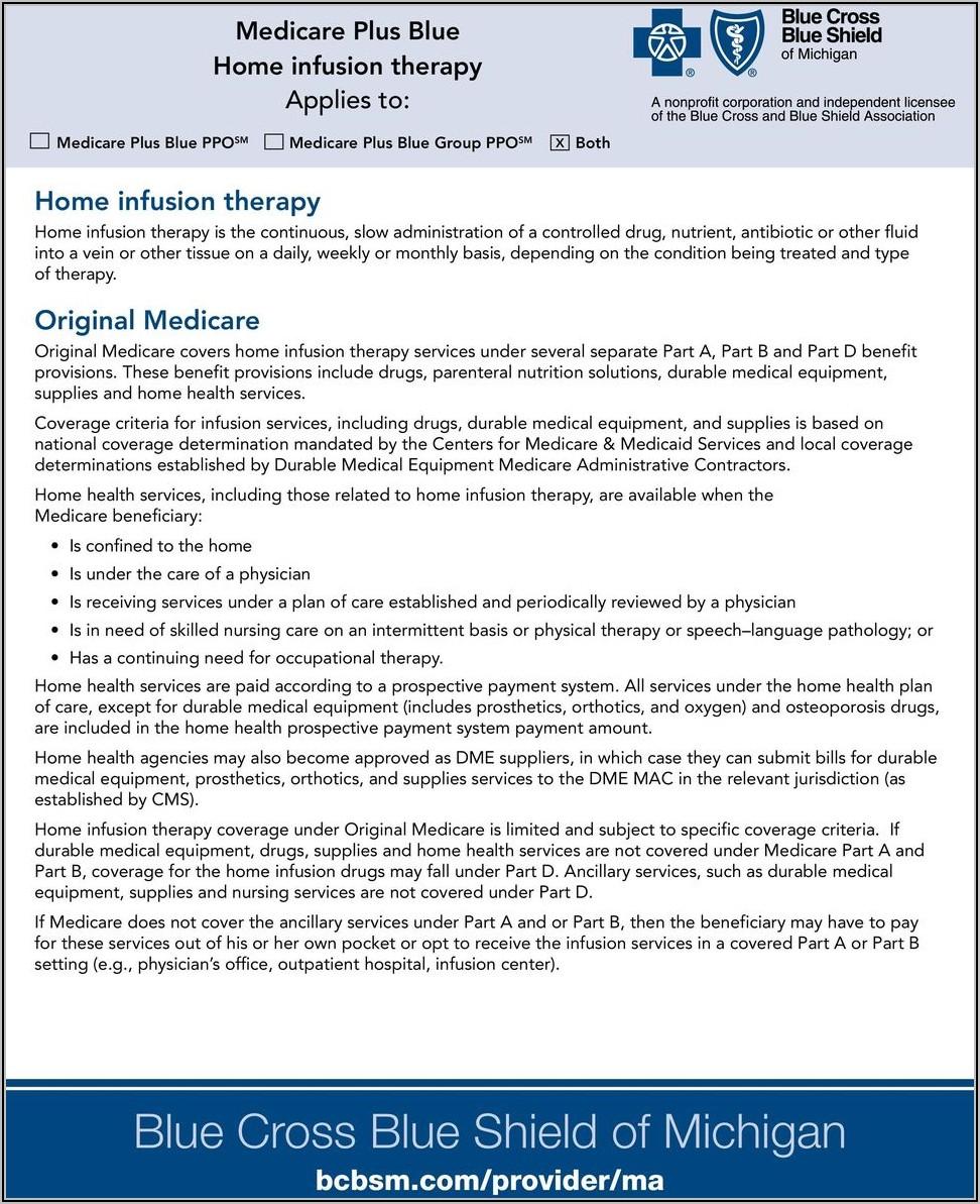 Bcbs Medicare Plus Blue Ppo Prior Authorization Form